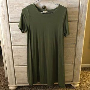 Loft Outlet T Shirt Dress